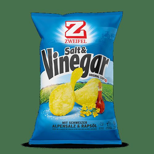 Zweifel Salt & Vinegar