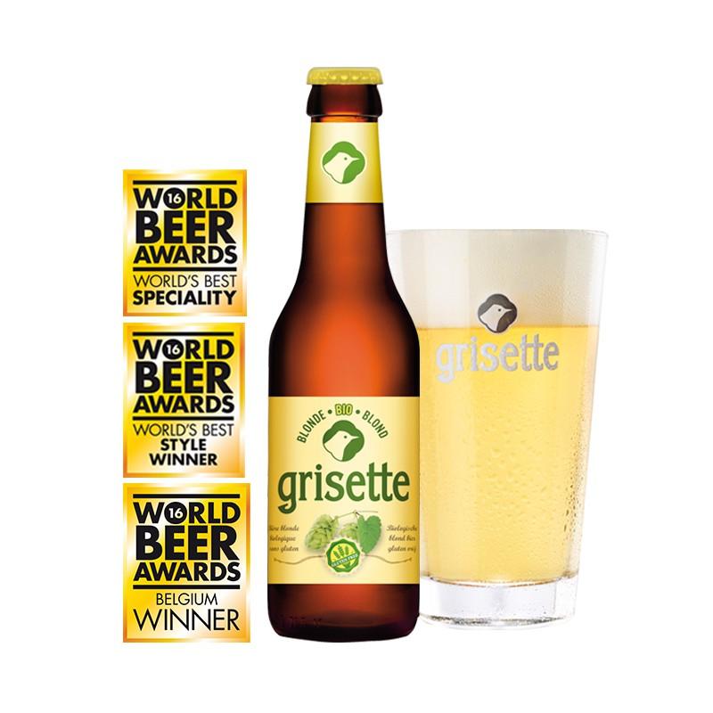 Grisette Blonde